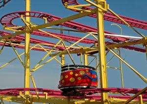 Roller Coaster Image