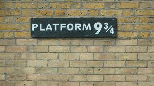 Image of Platform 9 3/4