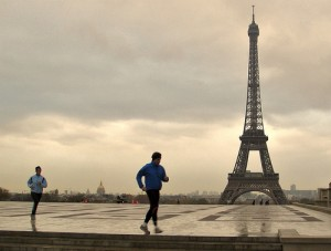 workout in paris